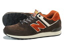 NEW BALANCE M576TBR-new balance M576TBR BROWN/ORANGE