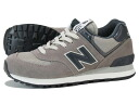 NEW BALANCE ML574VGN New Balance ML574VGN GREY/NAVY