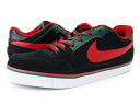 2.5 2.5 NIKE SB ZOOM PAUL RODRIGUEZ nike SB zoom pole Rodrigues BLACK/RED/GREEN