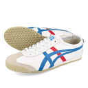 66 66 Onitsuka Tiger MEXICO Onitsuka tiger Mexico WHITE/BLUE/RED
