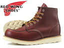 RED WING 9106 IRISH SETTER MOC TOE Red Wing Irish setter モックトゥ ORO-RUSSET 09106 (old item No. 8131)