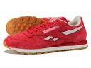 Reebok CL LTHR VINTAGE Reebok classic leather vintage RED/WHITE/GUM