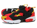 Reebok INSTA PUMPFURY OG Reebok insta pump fury OG BLACK/CHINA RED/FIERCE GOLD