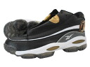 Reebok ANSWER DMX 10 Reebok answer 1 BLACK/GOLD