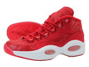 Reebok QUESTION MID Reebok question mid Reebok RED