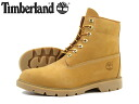 6 inches of TIMBERLAND BASIC BOOTS Timberland basic boots WHEAT apap8