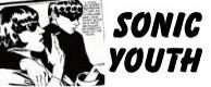 SONIC YOUTH,ソニックユース