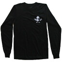 CHROME HEARTS LONG SLEEVE T-SHIRT FOTI chrome hearts men long T-shirt black FOTI