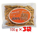 *3 bag (by designation!) of diet bean-curd refuse stick (100 g) (expiration date December 15)