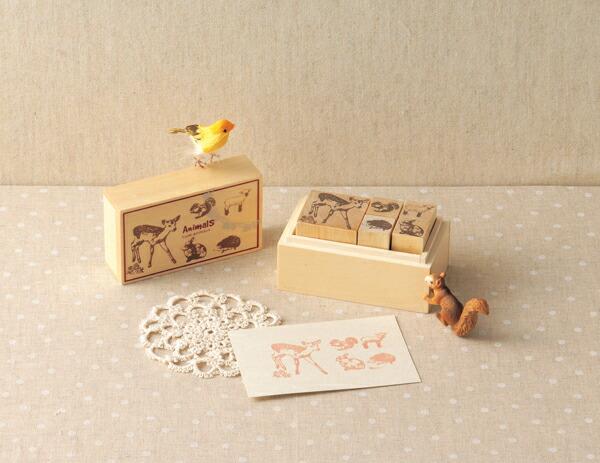 最喜欢的邮票动物