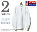 CAMBER made in USA mock turtle-neck long sleeve tee (CAMBER-306)