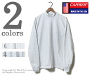CAMBER made in USA finest mock turtle neck long sleeve tee (CAMBER-706-HEAVY) by [review]