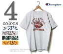 CHAMPION made in USA T1011 Series heavy weight printed t-shirts (C5-F301)