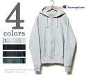 Champion /CHAMPION American-made ' ' 70s model reverse weave ' ' full zip parka
