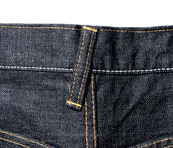 Fellowes /PHERROW'S(PHERROWS) sloppy straight jeans [451SW( スターチドウォッシュ / one wash] 】 [free shipping]