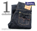 PHERROW'S (PHERROWS)  loose straight jeans