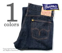 PHERROW'S (PHERROWS) tight fitting jeans (466SW)