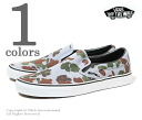 Vans and minibuses /VANS 'camouflage' slip-on sneaker