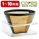 Gold filter cores (for 1 to 10 cups) and CK fs4gm