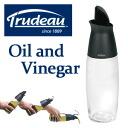Trudeau oil & ビネガーボトル/トルーデュー fs3gm