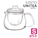KINTO UNITEA teapot set S glass / KINTO fs3gm