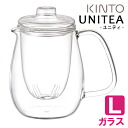KINTO UNITEA teapot set L glass / KINTO fs3gm