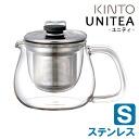 KINTO UNITEA stainless steel teapot set S / KINTO fs3gm