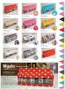 磁带门给戴面罩窗口Mado masking poach Mastivo made in Japan