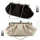 Party bag ★ ethnic / Lady's / with the 2Way bijou