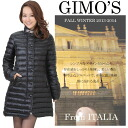 90% of Italian GIMO'S( dimuslin) good quality down ♪ lady's lightweight down coat!