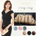 Rakuten market ranking winning prize! ★3Way satin pleats party bag ★ ethnic / Lady's /
