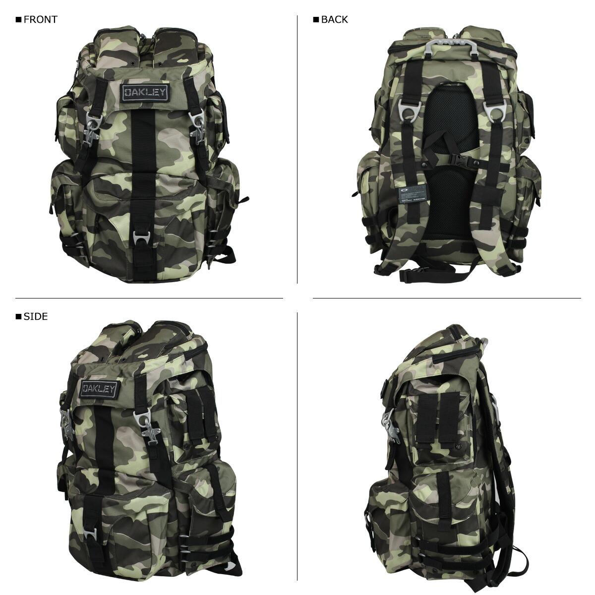 Oakley Mechanism Backpack 2013 | Louisiana Bucket Brigade