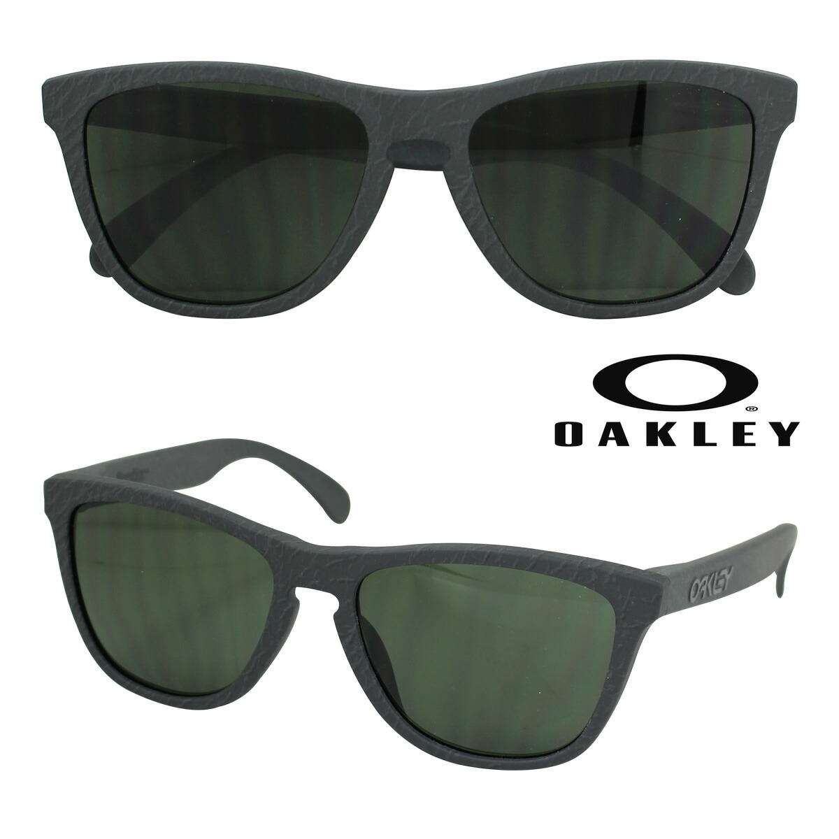 Oakley sunglasses asian fit - Oakley Oakley Sunglasses Frogskins Asian Fit Frog Skin Asian Fitting Oo9245 28 Chests Dark Grey Men S Women S