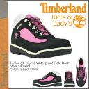 Timberland Timberland field boots 41949-Junior Waterproof Field Boot junior kids child ladies