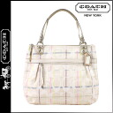 Coach COACH poppy POPPY Tote multicolor thatt Saul g ladies