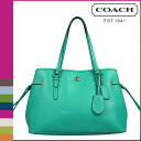Point 2 x coach COACH Womens Tote Bag F29362 jade Peyton leather DrawString carry all [6 / 30 new in stock] regular outlet ★ ★ 02P05July14