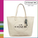 Coach COACH Lady's tote bag F31315 light khaki parka metro hose and carriage Thoth [regular outlet]