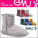 EMU EMU Stinger mini Sheepskin boots W10003 STINGER MINI Sheepskin Womens mens boots