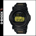 Point 10 x Casio g-shock CASIO watch black gold watch MILITARY WATCH BLACK GOLD