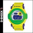 Point 10 x Casio g-shock CASIO G-001HC-3JF yellow x green clock WATCH