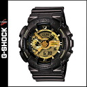 Point 10 x Casio CASIO g-shock watch GA-110BR-5AJF ガリッシュゴールド series GA-110 6600 30 th men's women's 2013 new