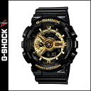 Point 10 x Casio CASIO g-shock GA-110GB-1AJF Watch Black×Gold Series men's women's watches