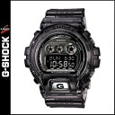 Casio CASIO G-SHOCK GD-X6900FB-8BJF watch [black] men gap Dis unisex [1/27 Shinnyu load] [regular]★★