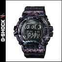 Casio CASIO g-shock watch POLARIZED MARBLE SERIES mens Womens 2015 spring summer new GD-X6900PM-1JF black unisex [3 / 25 new in stock] [regular] ★ ★