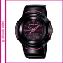 Point 10 x Casio GMN-50-1B2JR CASIO g-shock mini watch mens ladies watch