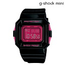 Point 10 x Casio GMN-550-1BJR CASIO g-shock mini watch mens ladies watch
