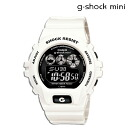 Point 10 x Casio GMN-691-7AJF CASIO g-shock mini watch mens ladies watch