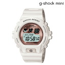 Point 10 x Casio GMN-691-7BJF CASIO g-shock mini watch mens ladies watch