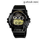 Point 10 x Casio GMN-691G-1JR CASIO g-shock mini watch mens ladies watch