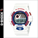 Casio CASIO g-shock watches WHITE TRICOLOR SERIES mens Womens 2015 spring summer new GW-8900TR-7JF white unisex [5 / 21 new stock] [regular] ★ ★